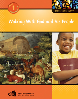 Walking With God and His People - Electronic Teacher Guide (Grade 1)