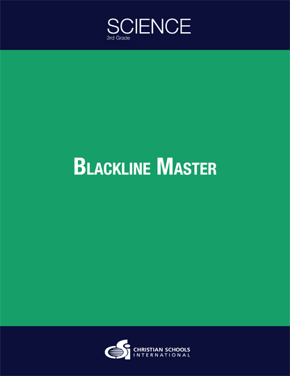 Science 2nd Edition - Electronic Blackline Masters (Grade 3)