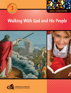 Walking With God & His People: Teacher Guide (Grade 3)