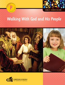 Walking With God and His People – Teacher Guide (Pre-K)