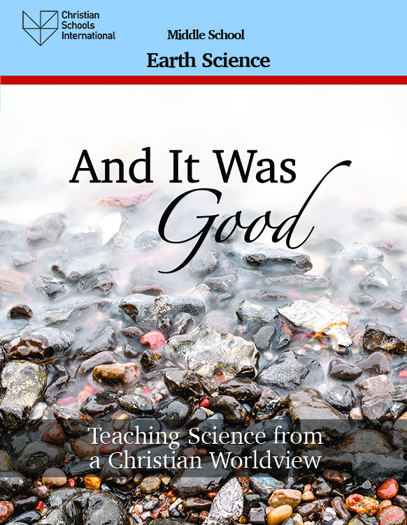 And It Was Good - Teacher Resource (Middle School) Earth Science