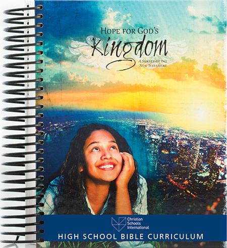 High School Bible Curriculum