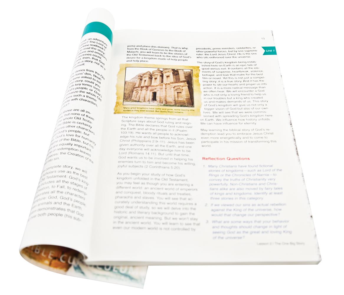High School Bible Curriculum - old testament
