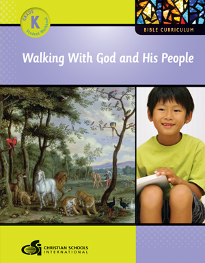 Walking With God & His People: Electronic Teacher Guide