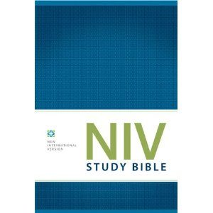 NIV Study Bible 2011 Edition