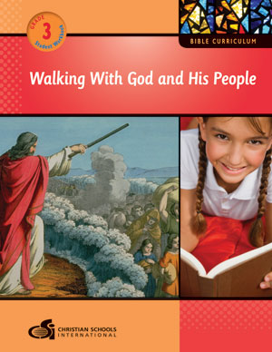 grade 3 Old Testament curriculum
