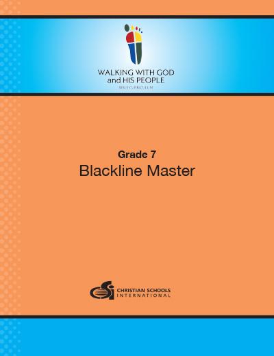 Teacher's E-Guide - Grade 7